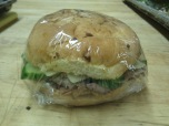 Roast Beef & Horseradish Sandwich