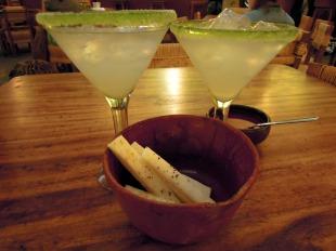 Margaritas, La Biznaga